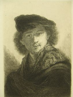 Frank Willis  after Rembrandt Van Rijn